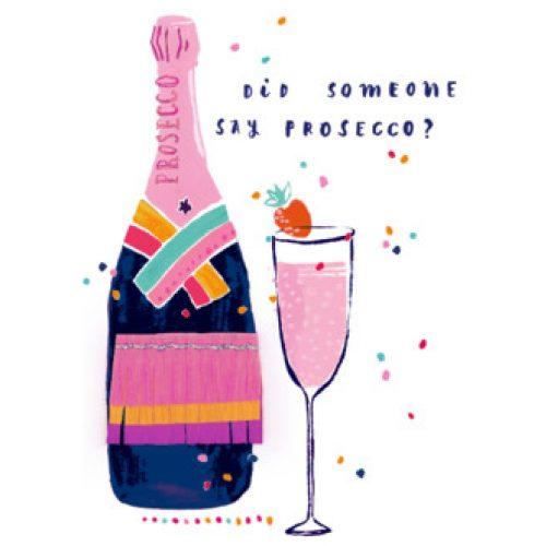 Verjaardagskaart | HotchPotch Prosecco