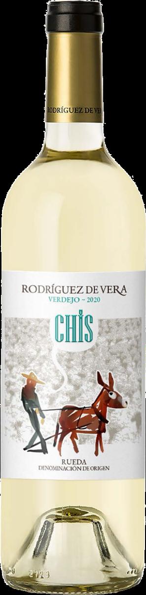 Viñadores de Castilla-Rodriguez de Vera 'Chis' Verdejo