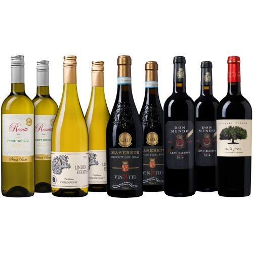 Werelds Wijnpakket