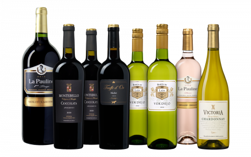Wijnbeurs op Reis Wijnpakket