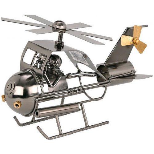 Wijnfleshouder Helicopter