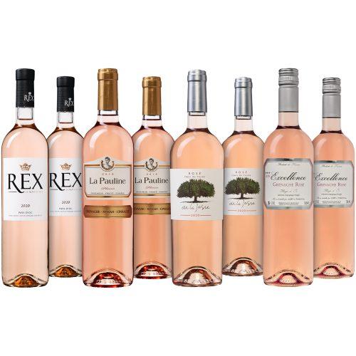 Zomers Rosé Wijnpakket