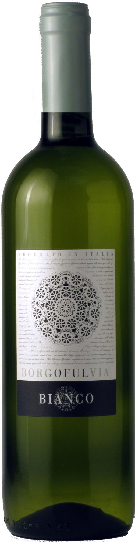 Borgofulvia Bianco, 2018, Emilia-Romagna, Italië, Witte wijn