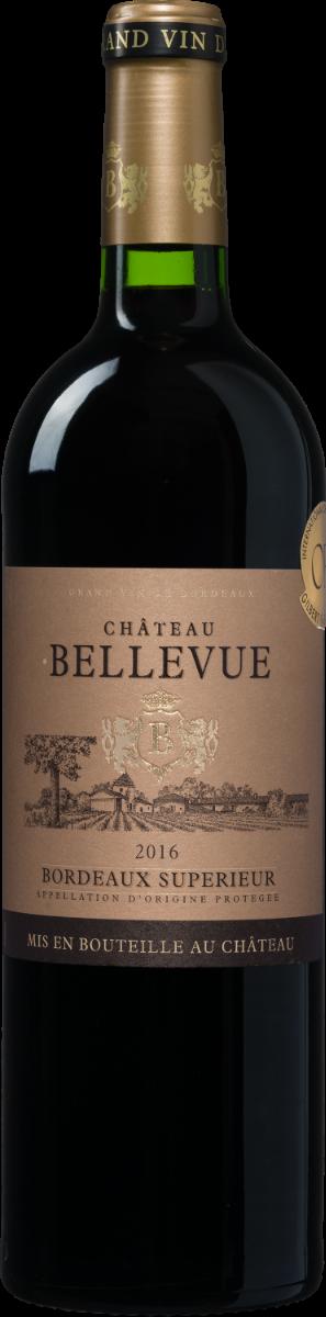 Château Bellevue Bordeaux Supérieur AOC