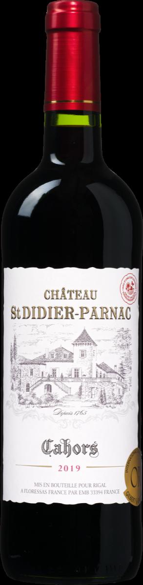 Château Saint Didier-Parnac Cahors AOP