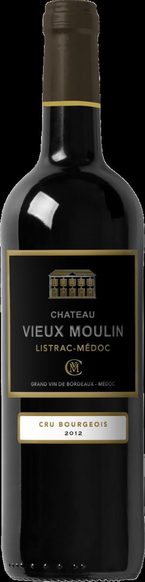 Château Vieux Moulin Cru Bourgeois Listrac-Médoc