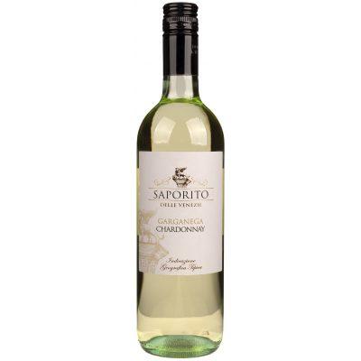 Cielo e Terra Saporito, Garganega Chardonnay, 2019, Veneto, Italië, Witte wijn