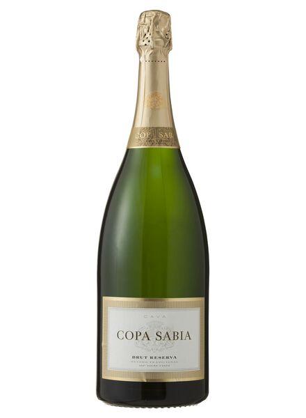 Copa Sabia Cava Copa Sabia Brut Magnum 1.5L