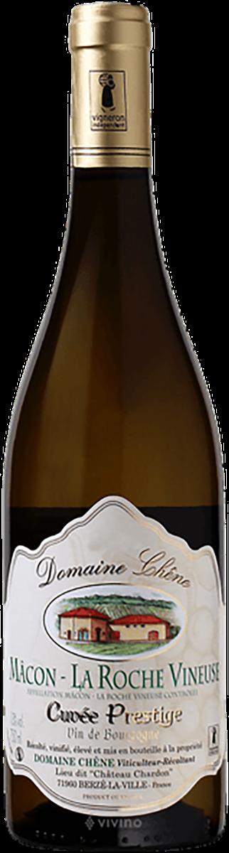 Domaine Chêne 'Cuvée Prestige' Mâcon-La Roche Vineuse