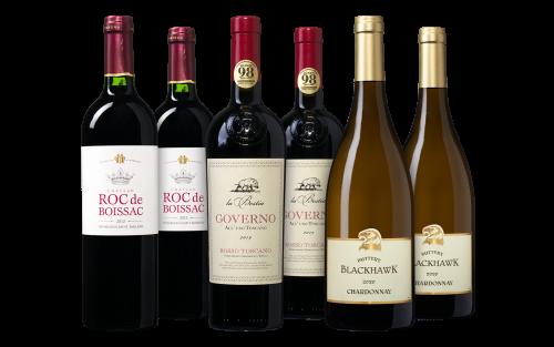 Feestelijk Wijnpakket