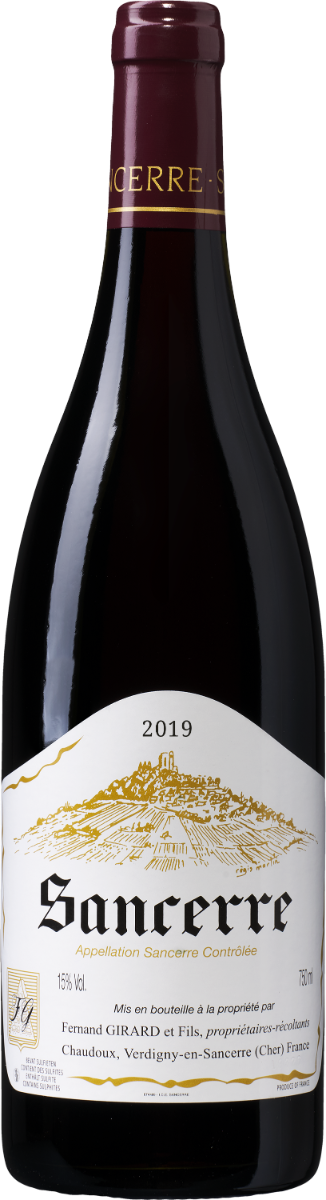 Fernand Girard Pinot Noir Sancerre