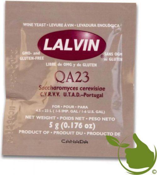 Gedroogde gist QA23™ - Lalvin™ - 5 g