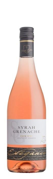 Joseph Castan Elegance Rosé, 2018, Languedoc, Frankrijk, Rosé wijn