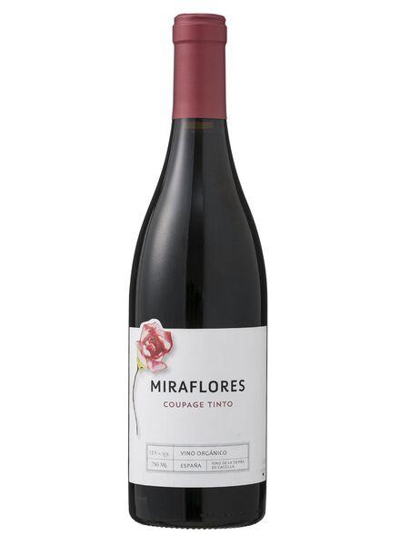 Miraflores Miraflores Coupage Tinto Biologsich - 0,75 L