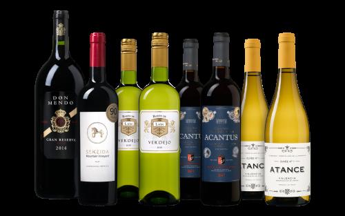 Spaans Wijnpakket met Magnum
