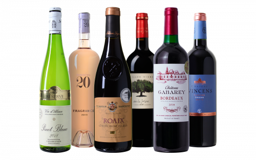 """""""Tour de France"""" Wijnpakket"""