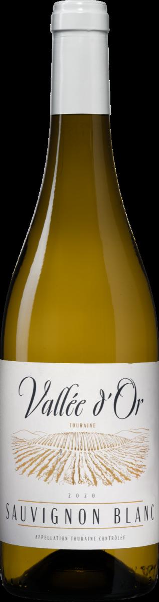 Vallée d'Or Sauvignon Blanc Touraine AOP