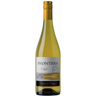 Concha y Toro Frontera Chardonnay, 2019, Chili, Witte Wijn