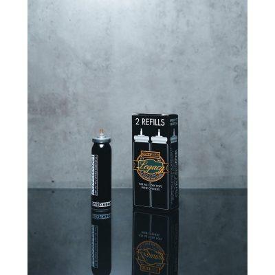 Cork Pops Legacy - wijnopener Patronen - 2 Refills (Officiële gaspatronen - kurkentrekker)