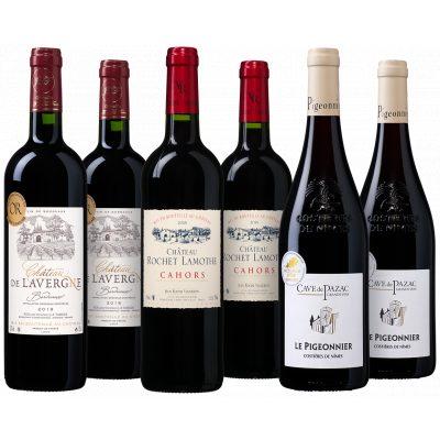 Franse Trouvailles Wijnpakket