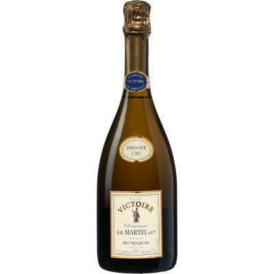 G.H. Martel 'Cuvee Victoire' Champagne Brut 1er Cru