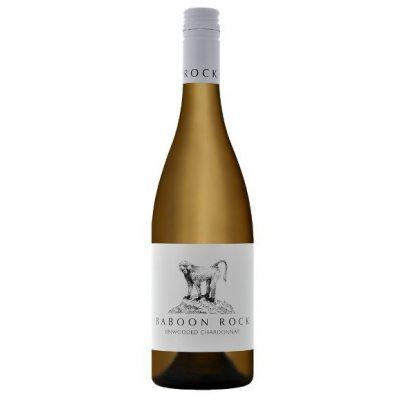 La Petite Ferme Baboon Rock Unwooded Chardonnay, 2021, Stellenbosch, Zuid-Afrika, Witte Wijn